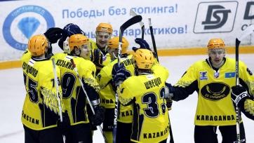 Стало известно расписание матчей «Сарыарки» в полуфинале Кубка Петрова