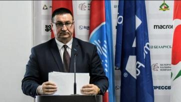 Сменился руководитель Белорусской федерации футбола