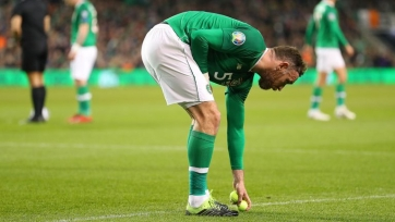 УЕФА открыл дело против Ирландии
