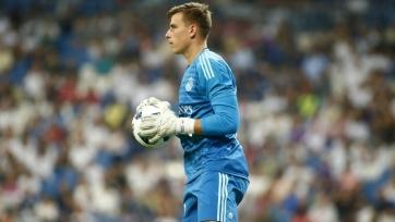 «Реал» продолжает рассчитывать на украинского голкипера