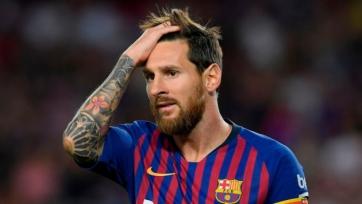 Выбран лучший гол в истории «Барселоны». Его автор – Месси. Видео
