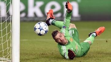 Де Хеа отказался подписывать новый контракт с «Манчестер Юнайтед»