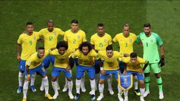 Бразильцы будут в белом. Впервые за 69 лет