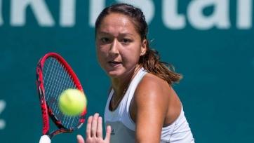 Айнитдинова в Шарм-эль-Шейхе сыграет в полуфинале пары и третьем круге одиночного разряда