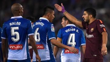 «Эспаньол» перед дерби с «Барселоной»: четверо в лазарете, один дисквалифицирован