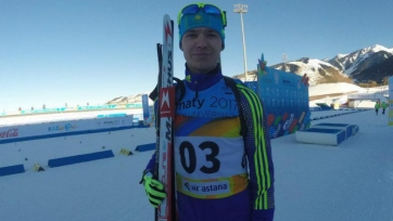 Еремин стал победителем индивидуальной гонки на чемпионате Казахстана