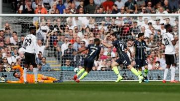 «Манчестер Сити» не встретил сопротивления на «Крэйвен Коттедж»