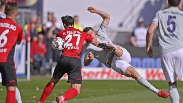 «Бавария» потеряла очки с «Фрайбургом», «Боруссия» дожала «Вольфсбург»
