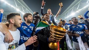 «Страсбур» выиграл Кубок французской лиги