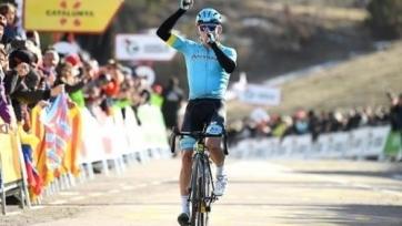 Велоспорт. Лопес - победитель «Вуэльты Каталонии»
