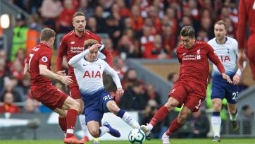 «Ливерпуль» вырвал победу у «Тоттенхэма»