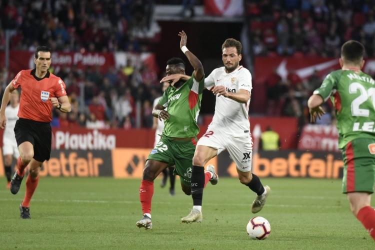 «Севилья» – «Алавес» – 2:0. 04.04.2019. Чемпионат Испании. Обзор и видео матча