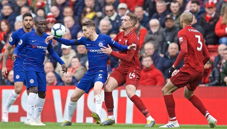 «Ливерпуль» – «Челси» – 2:0. Текстовая трансляция матча