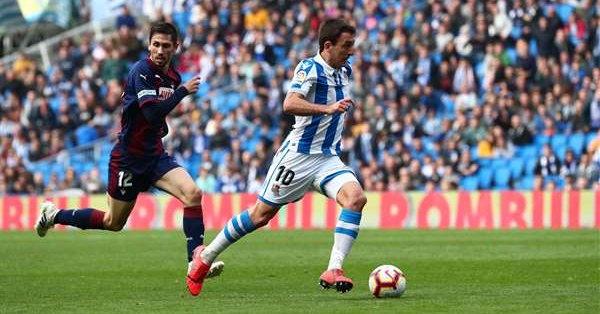 «Реал Сосьедад» – «Эйбар» – 1:1. 14.04.2019. Чемпионат Испании. Обзор и видео матча