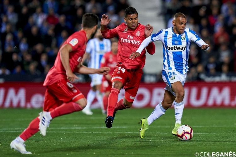 «Леганес» – «Реал» – 1:1. 15.04.2019. Чемпионат Испании. Обзор и видео матча