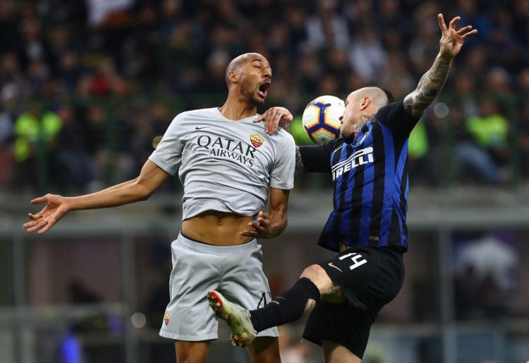 «Интер» – «Рома» – 1:1. 20.04.2019. Чемпионат Италии. Обзор и видео матча