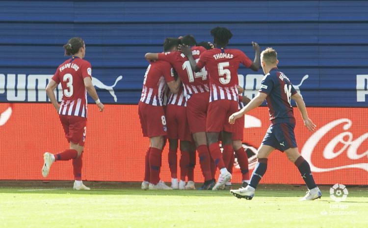 «Эйбар» – «Атлетико» – 0:1. 20.04.2019. Чемпионат Испании. Обзор и видео матча