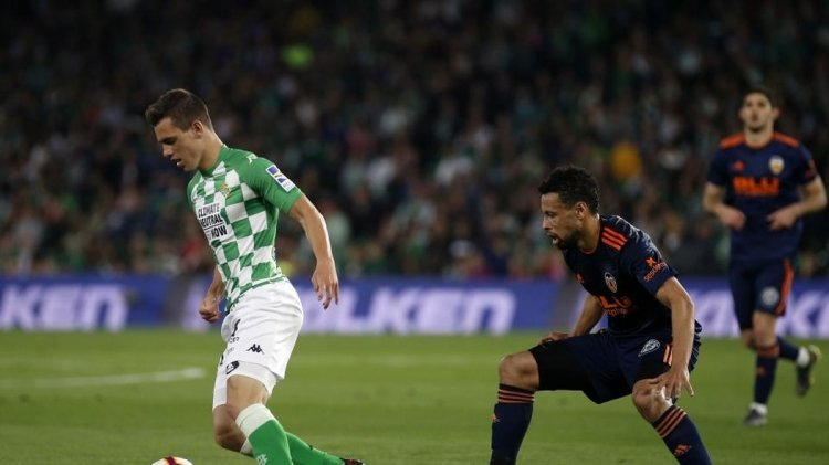 «Бетис» – «Валенсия» – 1:2. 21.04.2019. Чемпионат Испании. Обзор и видео матча