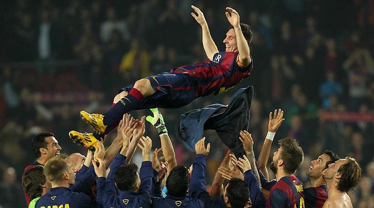Лучшие моменты лучшего игрока. Какие моменты карьеры особо дороги Месси?
