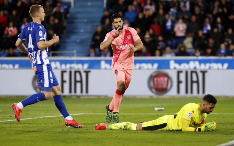 «Алавес» – «Барселона» – 0:2. 23.04.2019. Чемпионат Испании. Обзор и видео матча