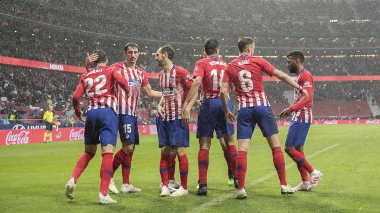 «Атлетико» – «Валенсия» – 3:2. 24.04.2019. Чемпионат Испании. Обзор и видео матча