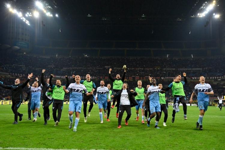 «Милан» – «Лацио» – 0:1. 24.04.2019. Кубок Италии. Обзор и видео матча