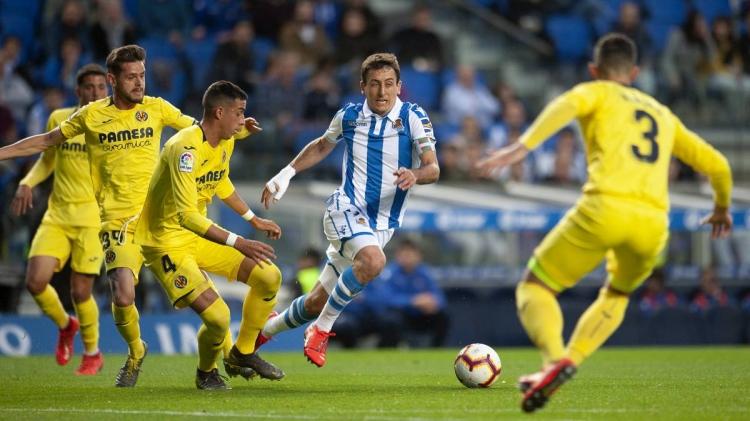 «Реал Сосьедад» – «Вильярреал» – 0:1. 25.04.2019. Чемпионат Испании. Обзор и видео матча