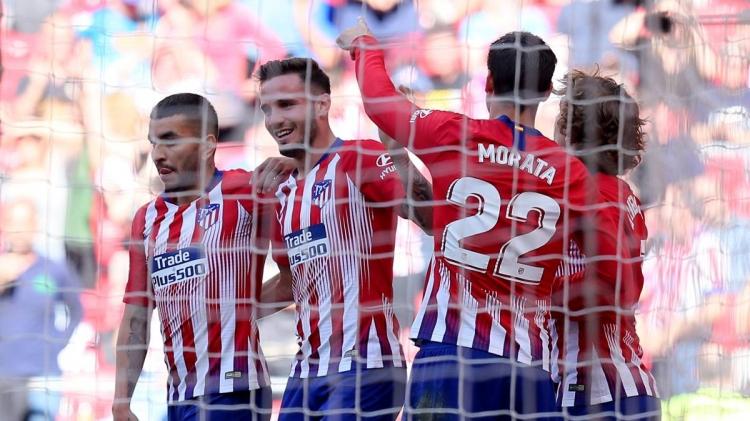«Атлетико» – «Вальядолид» – 1:0. 27.04.2019. Чемпионат Испании. Обзор и видео матча