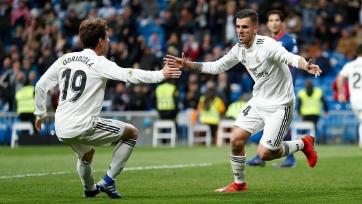 Себальос: «Мечтаю побеждать с «Реалом»