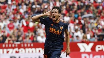 «Валенсия» повторила клубный рекорд 77-летней давности