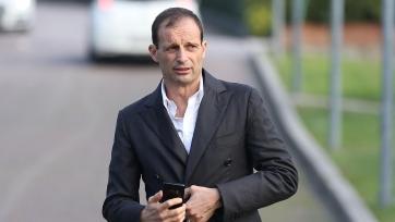 Аллегри рассказал о травмированных футболистах «Ювентуса»