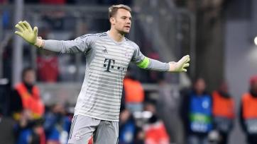 Нойер не сыграет в матче Кубка Германии