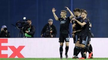 УЕФА наказал загребское «Динамо» двумя матчами без зрителей за расистские выкрики фанатов