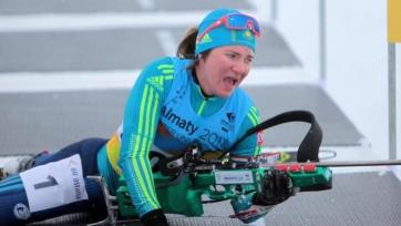 Вишневская победила в масс-старте на чемпионате Казахстана