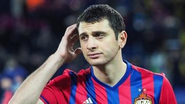 Дзагоев летом расстанется с ЦСКА