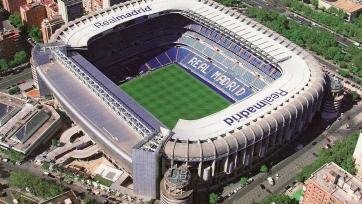 «Реал» провел видеопрезентацию реконструированного «Сантьяго Бернабеу»