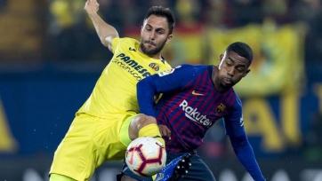 «Барселона» героически спаслась от поражения в матче против «Вильярреала»