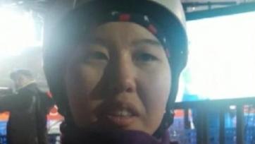 Жолдас стала третьей в общем зачете Кубка Европы по лыжной акробатике