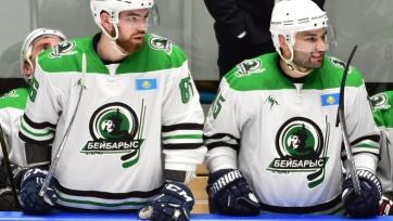 «Бейбарыс» одолел «Номад» в дебюте финальной серии чемпионата Казахстана