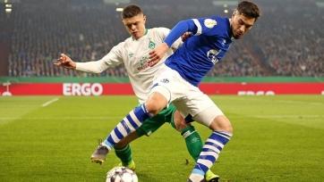 «Вердер» вышел в полуфинал Кубка Германии