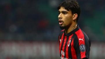 «Милан» потерял Пакету на месяц