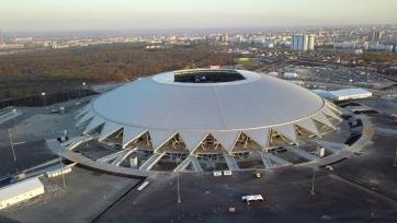 Самара может принять финал Кубка России