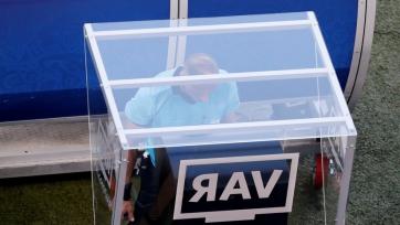 VAR может быть использован в ответных полуфиналах Кубка России и в финале