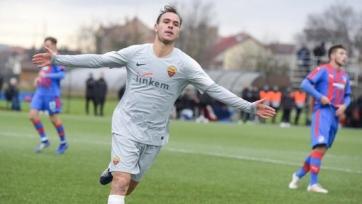 «Рома» обновила контракт с молодым нападающим