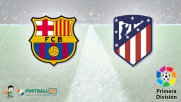 «Барселона» – «Атлетико» Мадрид - 2:0. Текстовая трансляция матча