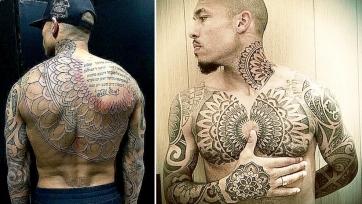 7 главных любителей татуировок в современном футболе