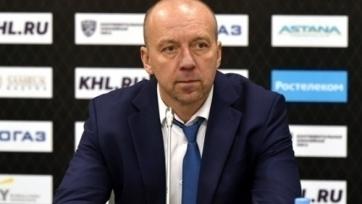Скабелка: «Постараемся порадовать выходом в элитный дивизион»