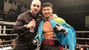 Вице-чемпион мира из Казахстана нокаутировал китайца в шестом бою в профи