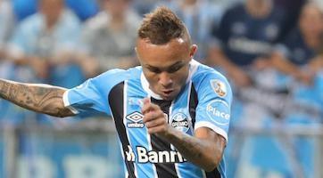 «Милан» нацелился на бразильского нападающего