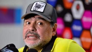Марадона решил покинуть «Дорадос»